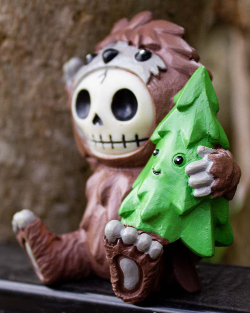 Furrybones Bigfoot Figurine