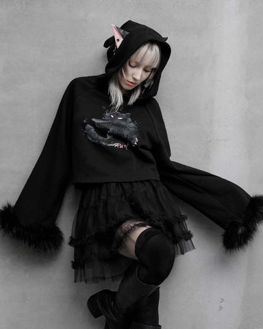 Viola The Goth Rag Doll