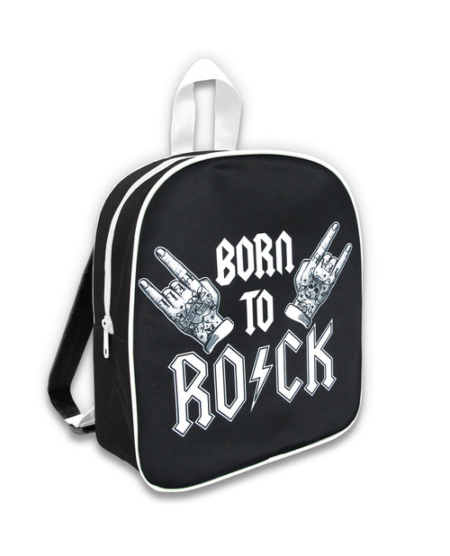 Born To Rock Backpack