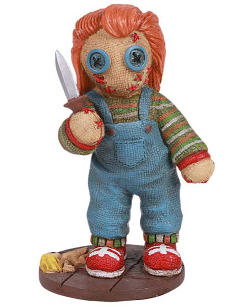 Pinheads Horror Monster Chucky Buddy Figurine