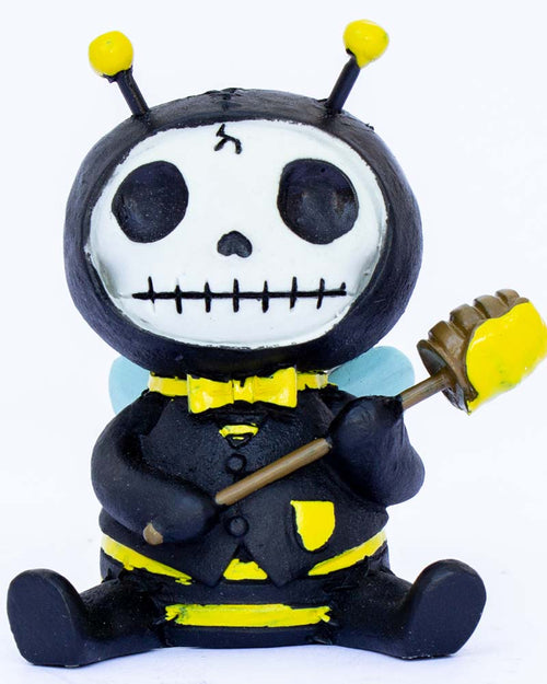 Furrybones Bumble Bee Buzz Figurine