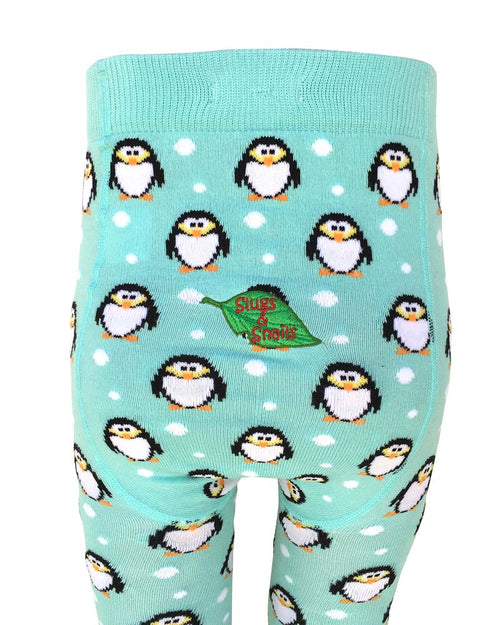 Slugs & Snails Chill Penguin Tights