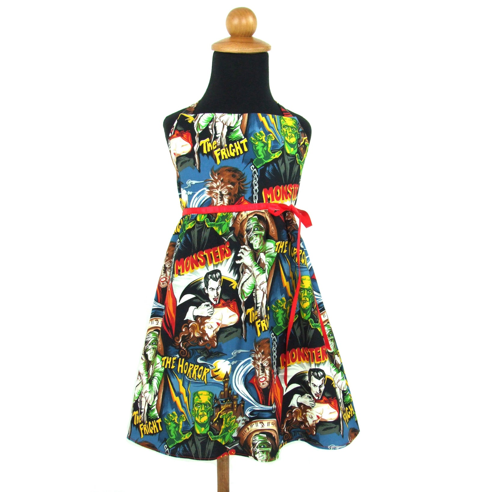 Horror Monsters Dress