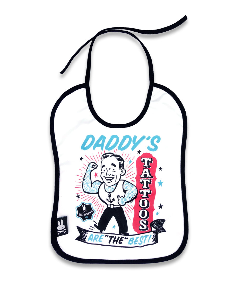 Six Bunnies Daddy's Tattoos Are The Best Gift Set