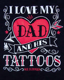 Dad's Tattoos Tee