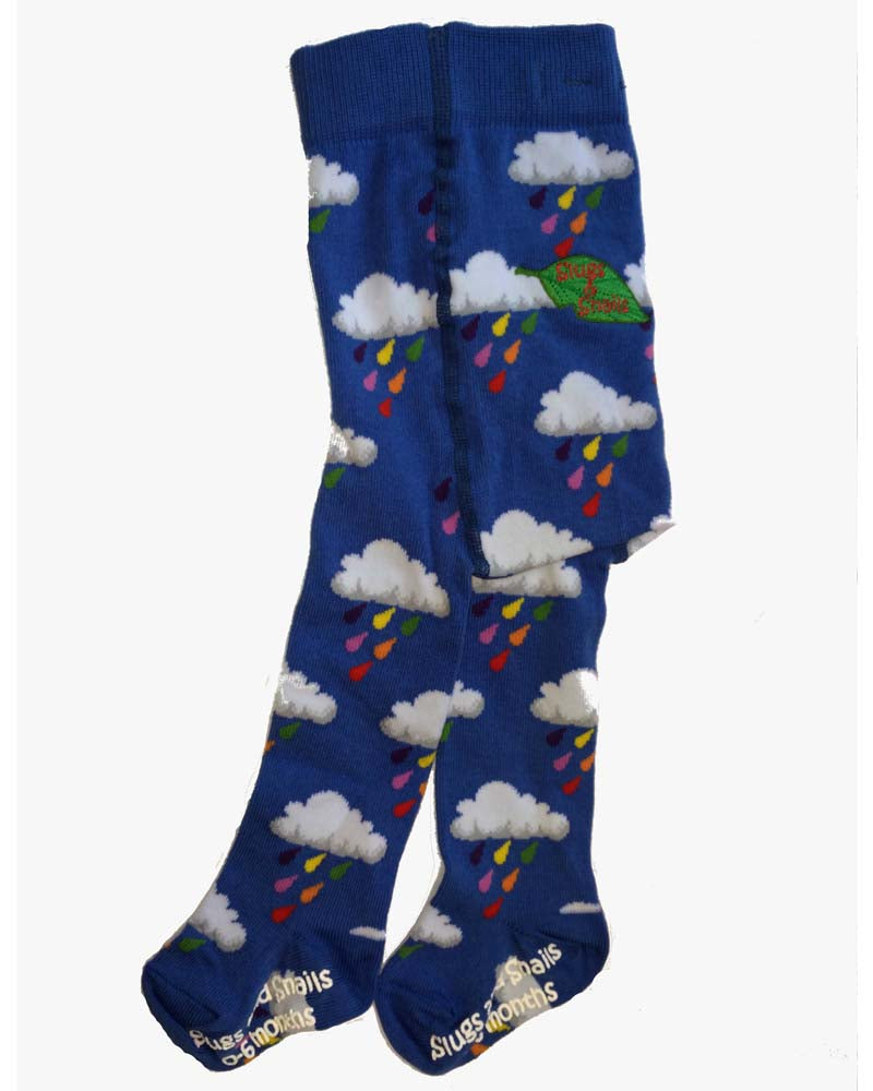 Slugs & Snails Rain Drop Tights