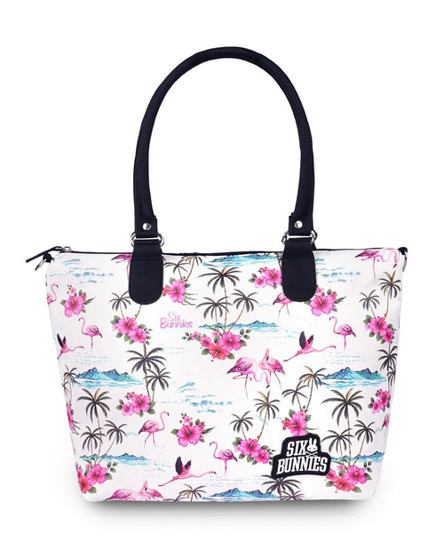 Flamingo Nappy Bag