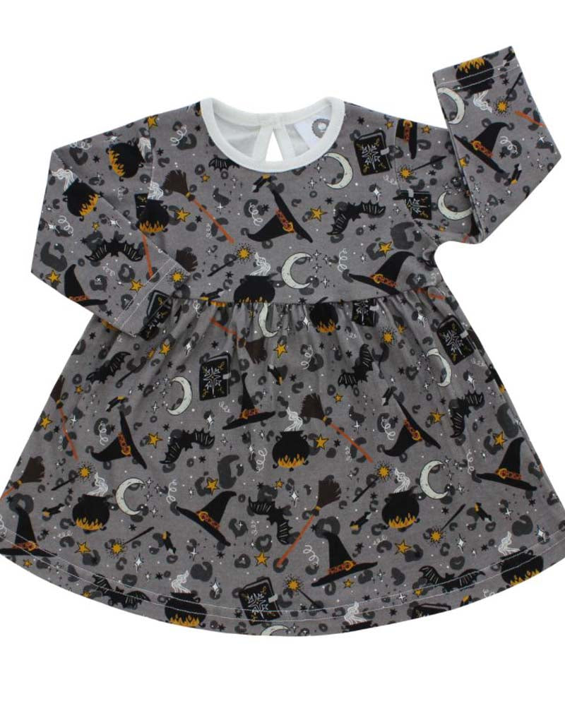 MetalliMonsters Hocus Pocus Dress