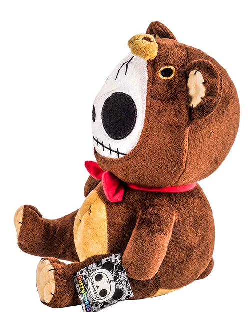 Furrybones Teddy Honey Bear Plush