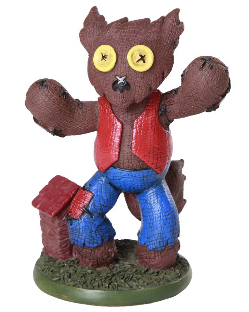 Pinheads Horror Monster Howly Werewolf Figurine