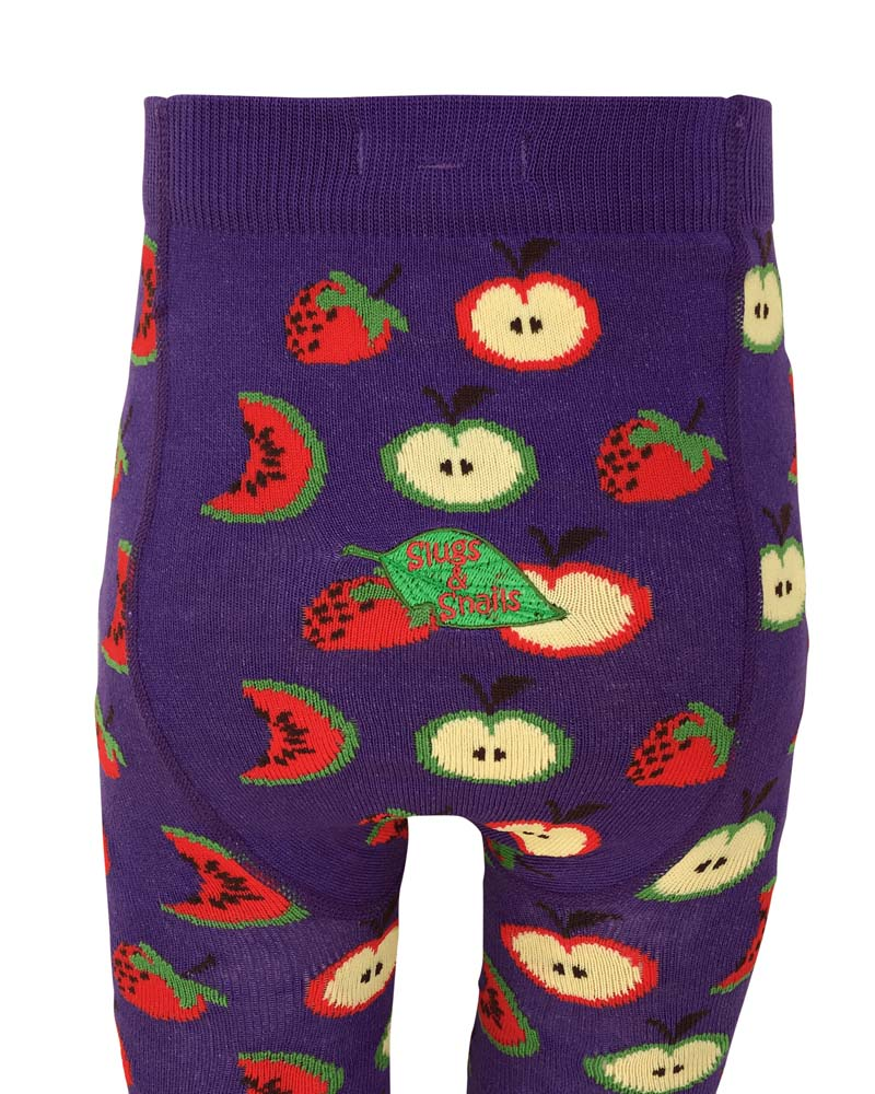 Slugs & Snails Juicy Fruit Tights