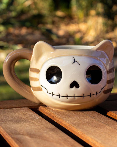 Furrybones Cat Kitten Mao-Mao Mug