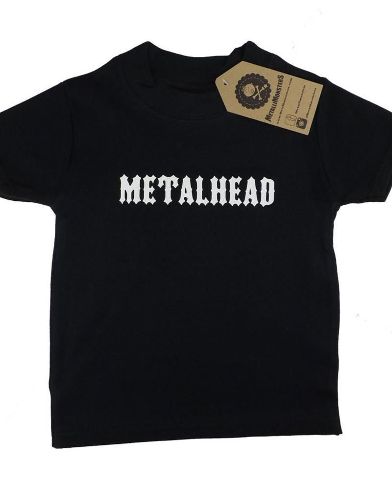 Metallimonsters Metalhead Kids Tee