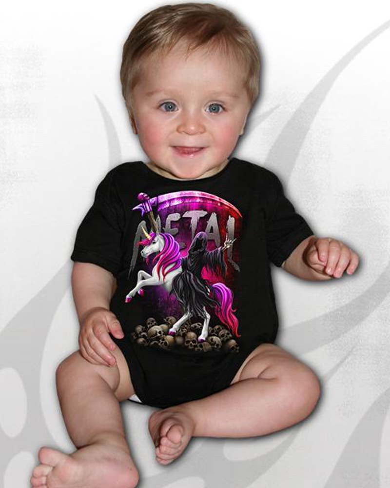 Metallicorn Onesie