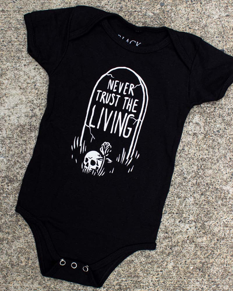 BlackCraft Cult Never Trust The Living Onesie