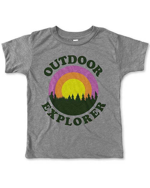 Rivet Apparel Co Outdoor Explorer Tee