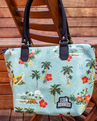 Aloha Nappy Bag Yellow