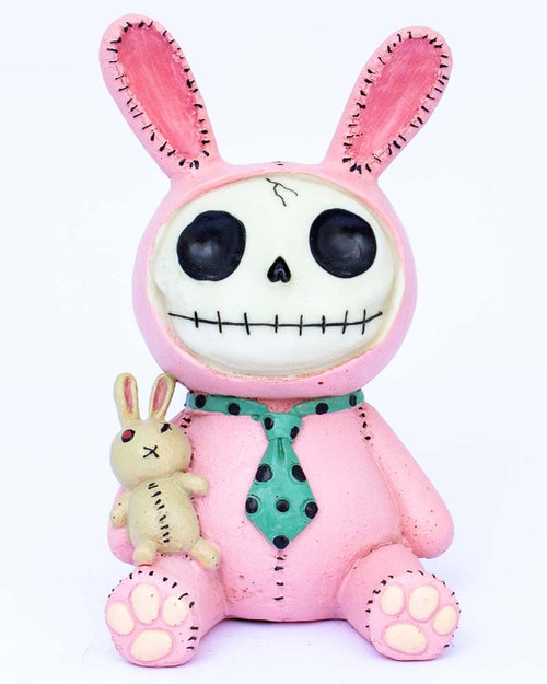 Furrybones Bun-Bun Money Box Pink