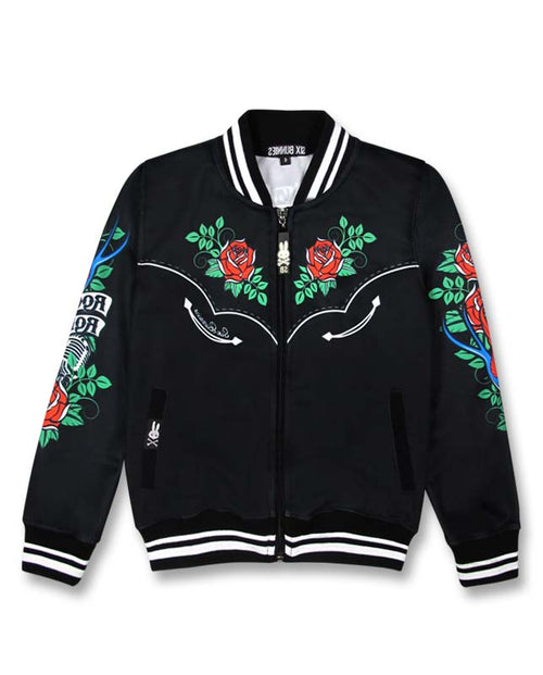 Rock N Roll Varsity Jacket