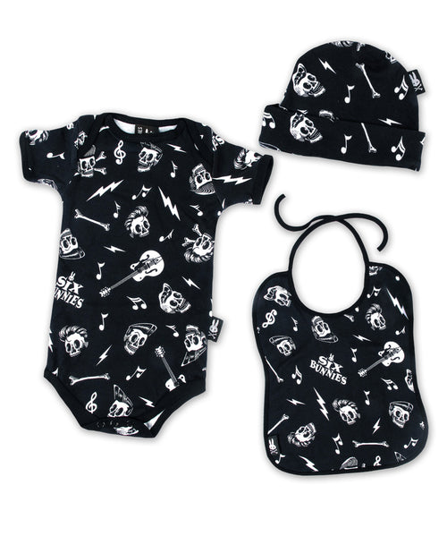 Six Bunnies Rockabilly Rebel Starter Kit Gift Set