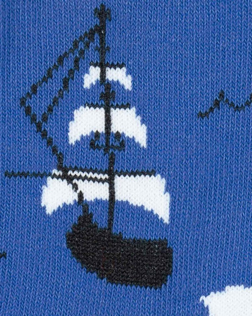 Ship Shape Kids Crew Socks