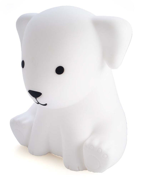 Puppy LED Touch Night Light