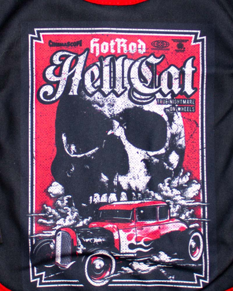 Hotrod Hellcat True Nightmare Bib