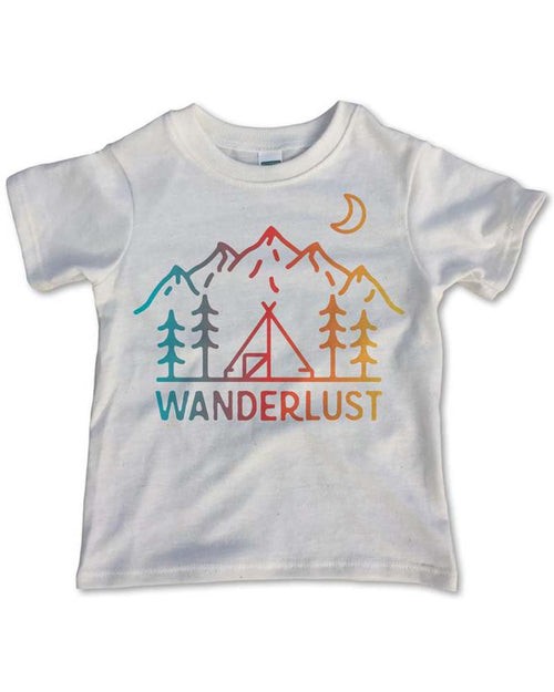 Rivet Apparel Co Wanderlust Tee