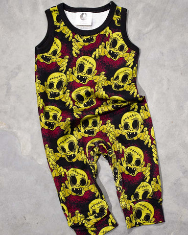 Triple Moon Onesie