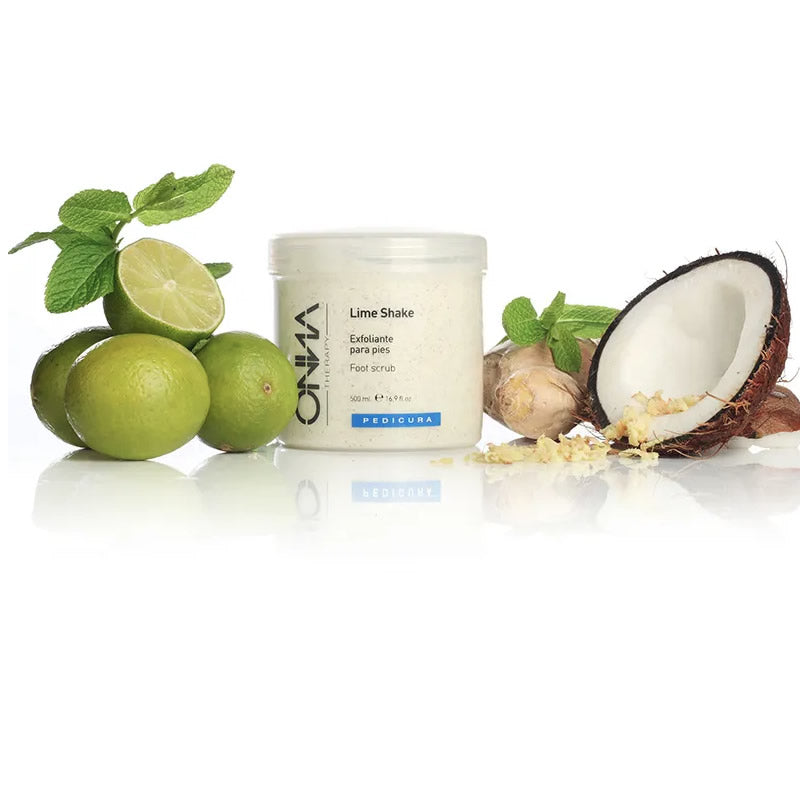Foot Scrub 500ml - Lime Shake