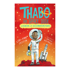 Thabo the space dude log book 2