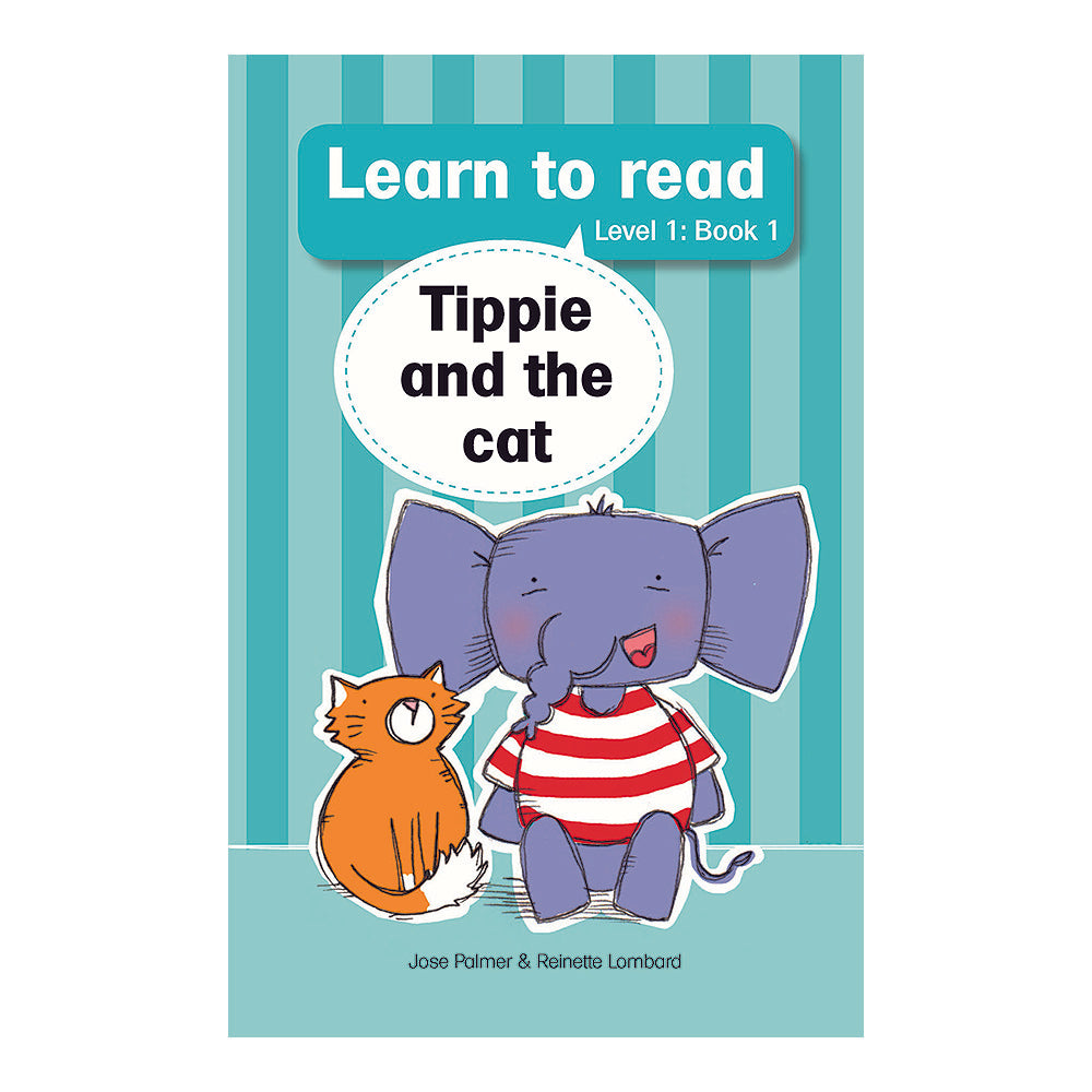 Tippie: learn to read (Level 1) 1: Tippie and the cat
