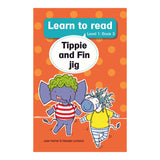 Tippie: learn to read (Level 1) 3: Tippie and Fin jig