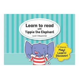 Tippie: learn to read Level 1: MAGNETS