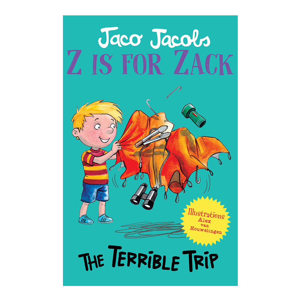Z is for Zack 6: The terrible trip