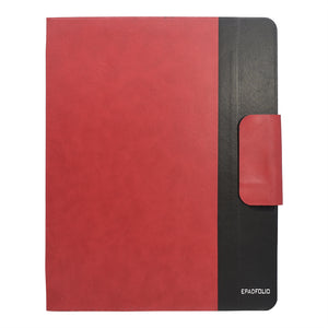 3 Ring Binder Padfolio File Folder, Business and Interview Portfolio with 3-Ring Binder, Clipboard