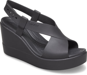 Crocs brooklyn high wedge 206222