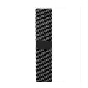 eprolo Accessories Black Milanese / 38mm Apple iWatch band with Milanese Loop