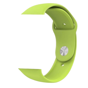 eprolo Accessories Green Silicon / 38 mm SM series 4321 Silicon Apple iWatch Band