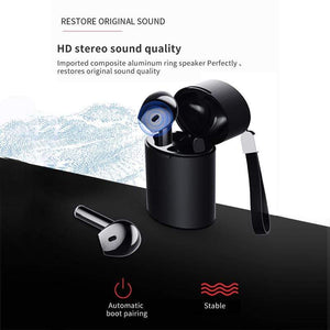 eprolo Auto Pairing Wireless Bluetooth Earphones