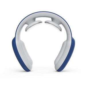 eprolo massager Relaxing Blue Intelligent Neck Massager