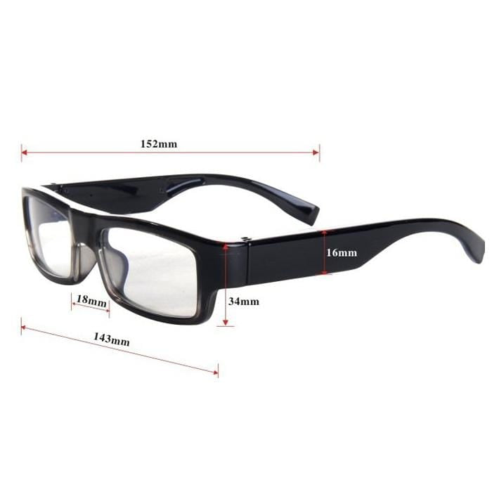 KJB Spy Glasses Spy Glasses with built in DVR