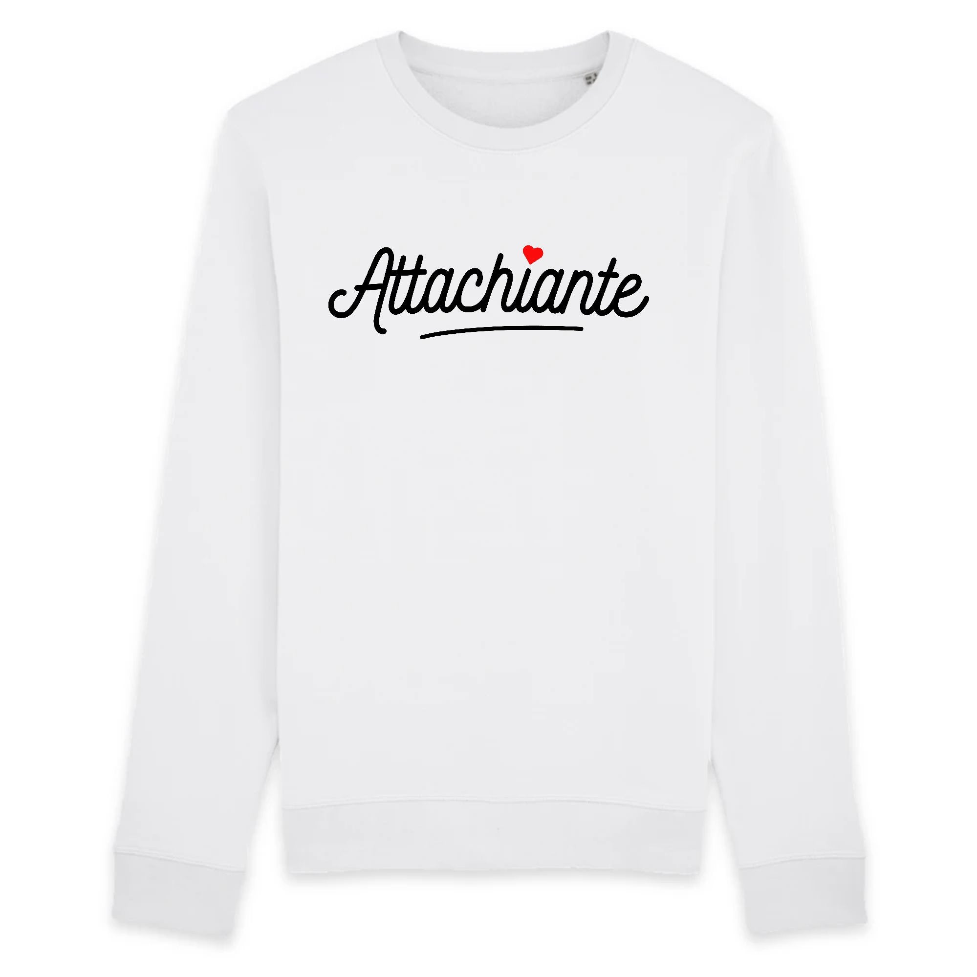 Sweat Adulte Attachiante