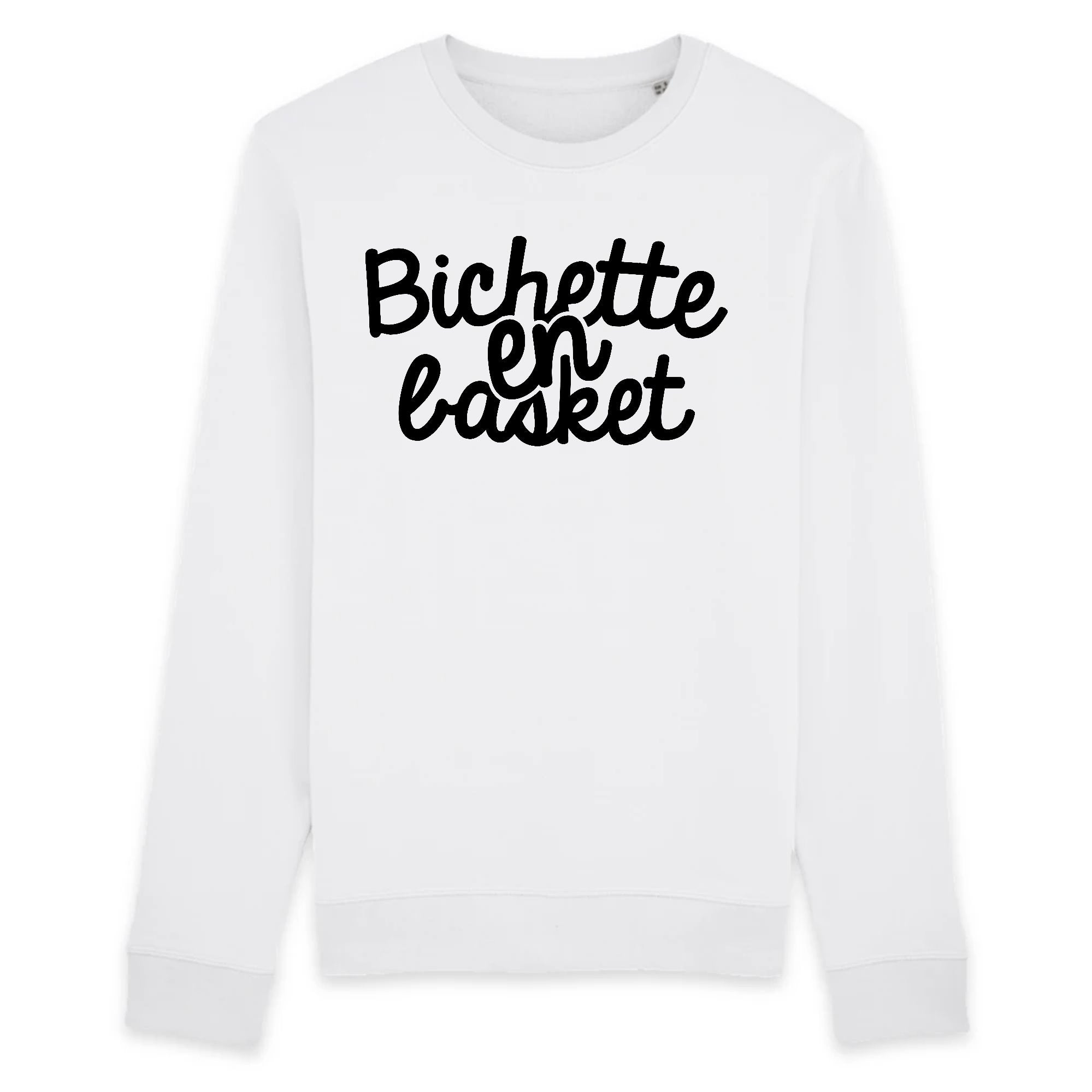 Sweat Adulte Bichette en basket