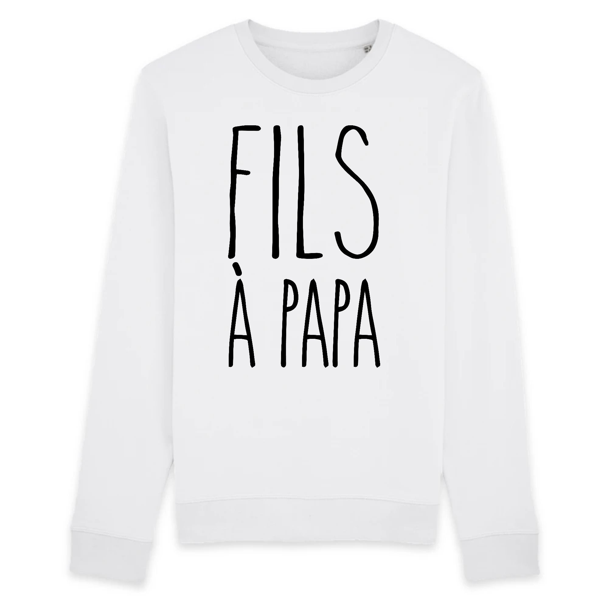 Sweat Adulte Fils à papa