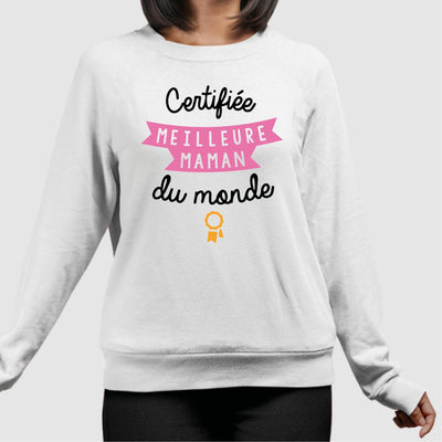 Sweat Adulte Meilleure maman