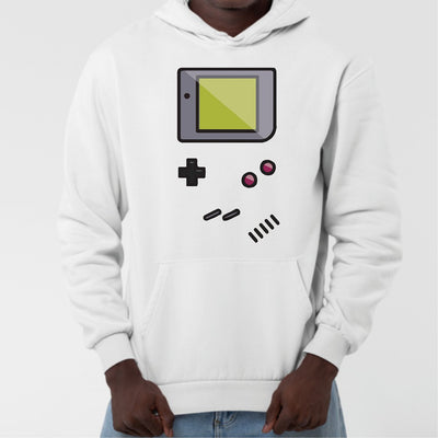 Sweat Capuche Adulte Game Boy