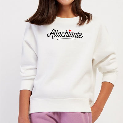 Sweat Enfant Attachiante