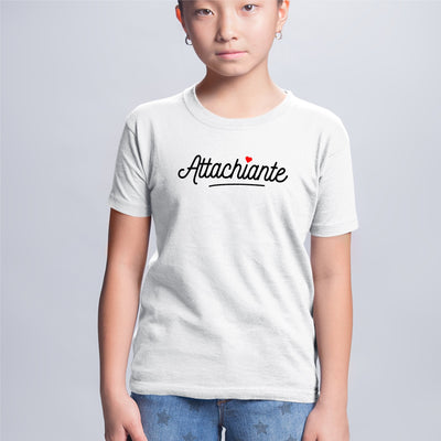 T-Shirt Enfant Attachiante