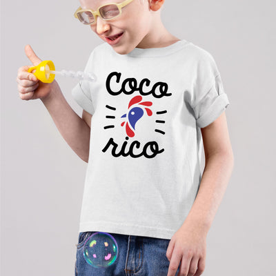T-Shirt Enfant Cocorico